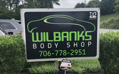 Wilbanks Body Shop Inc.